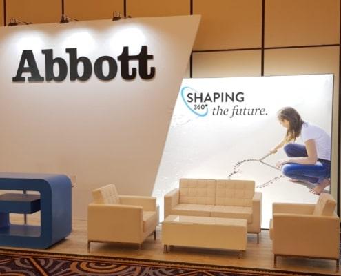 Abbott ביתן לתערוכה